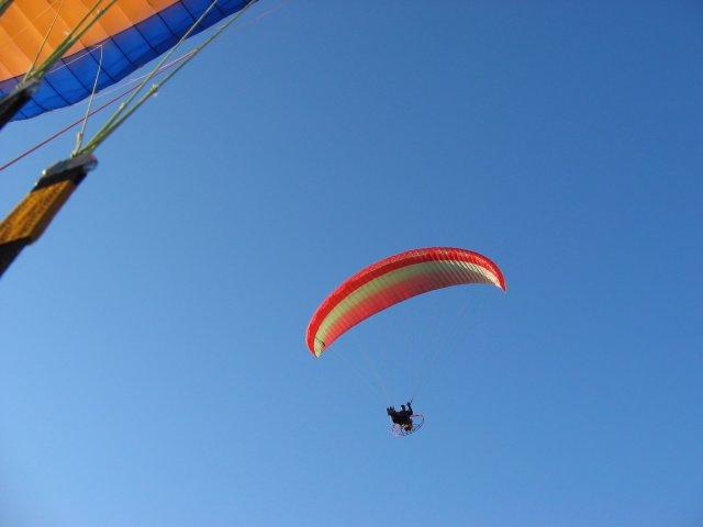 motorno letenje