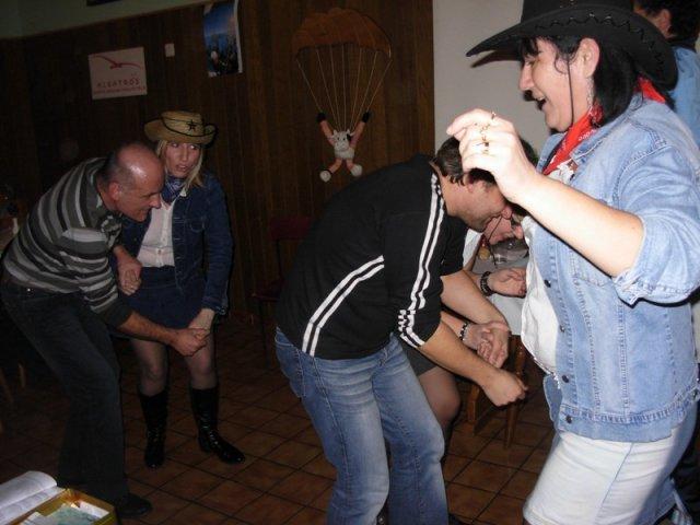 Kavbojski ples