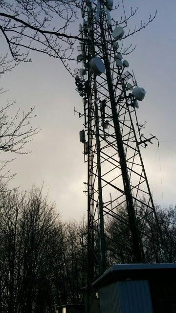 Stolp na Maliču