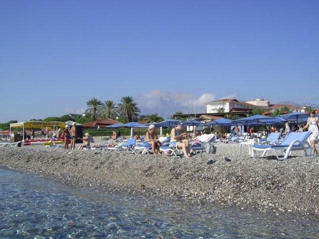 plaža in Tahtali